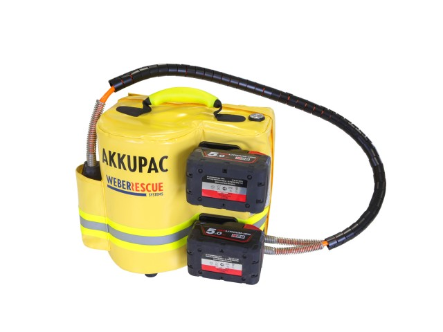 Agregat Weber Rescue Akkupac ECO